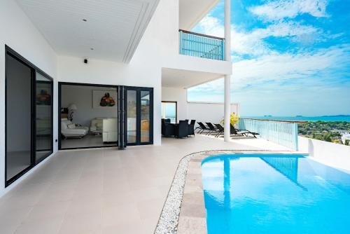 2 Bedroom Seaview Villa Plai Laem B1
