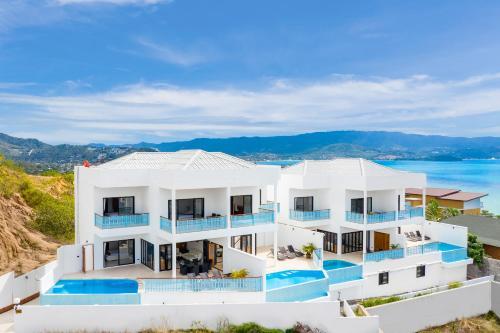 5 Bedroom Twin Sea View Villas A1 A2 - short walk to beach 5 Bedroom Twin Sea View Villas A1 A2 - short walk to beach