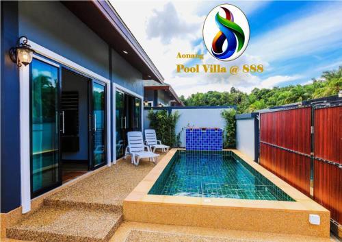 Aonang Pool Villa @888 Aonang Pool Villa @888