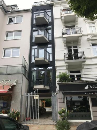 . Apartmenthaus Eppendorfer Weg
