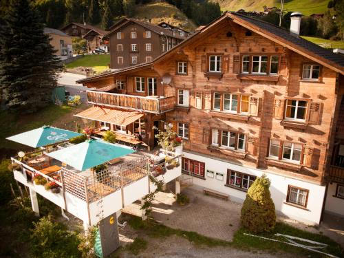 Accommodation in Disentis