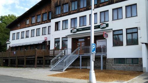 Hotel Enzian (Garni) - Železná Ruda