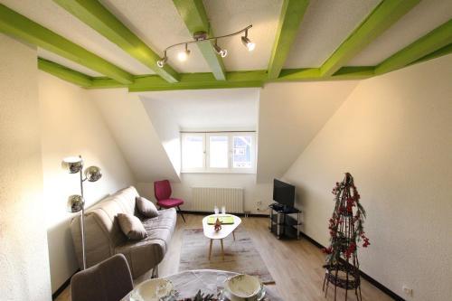 Colmar Historic Center - Cosy Appartement TURENNE 2 - BookingAlsace - Location saisonnière - Colmar