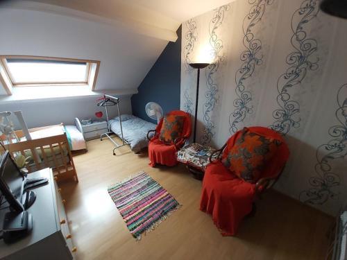 Studio très confortable à proximité de Dinant et Maredsous, 5537 Anhée