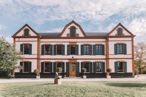 Domaine d'En Fargou - Hôtel - Saint-Sulpice-la-Pointe