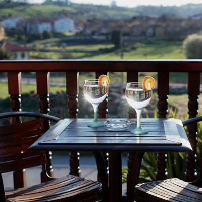 Standard Double or Twin Room with Balcony Hotel Spa San Marcos 1