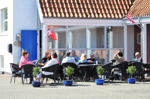 Skagen Motel, Pension in Skagen