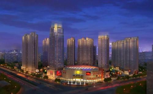 . Guangzhou xiyunlai International Apartment Pazhou Exhibition Center store (formerly Guangzhou Yunlai apartment)