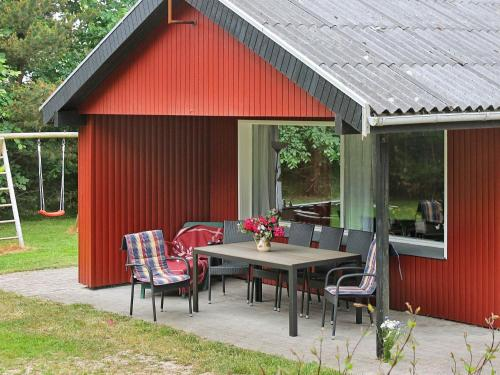 . Three-Bedroom Holiday home in Rømø 44