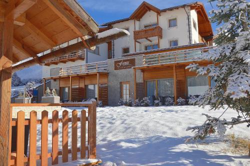 Hotel Fanes Wolkenstein-Selva Gardena