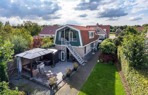 Amsterdam Countryside mit Airco und einer tollen Aussicht, Pension in Den Ilp bei Zaanse Schans