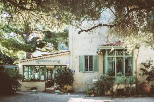 Le Ponteil - Hôtel - Antibes