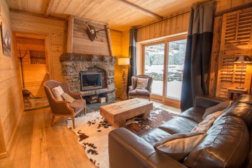 Chalet Anastasia - ski-in in with sauna Chandon! - Méribel