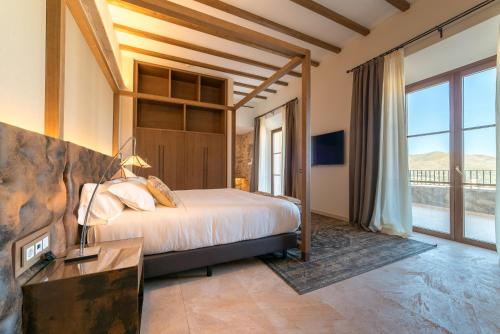 Superior Double Room - single occupancy Hotel Creu de Tau Art&Spa-Adults only 3