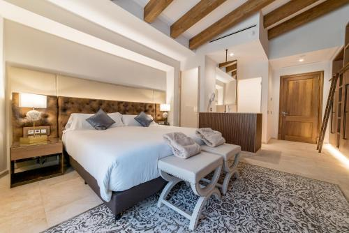 Standard Double Room - single occupancy Hotel Creu de Tau Art&Spa-Adults only 5