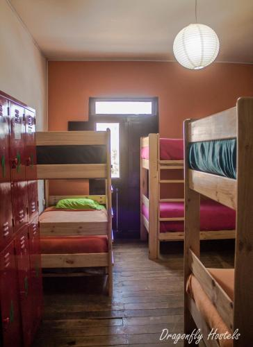 Bed in een Gemengde Slaapzaal met 6 Bedden (Bed in 6-Bed Mixed Dormitory Room)