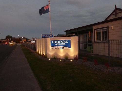Fergussons Motor Lodge
