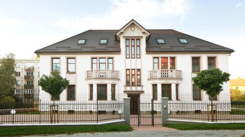 . Penzion Reichova vila