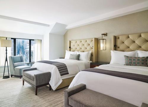 Grand Suite Two Queen Beds