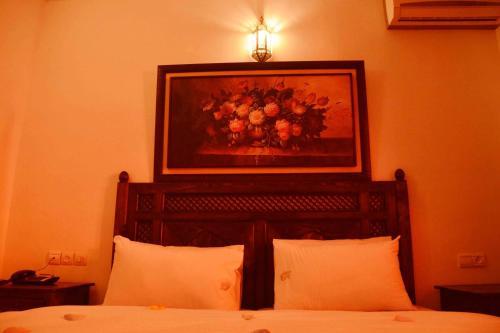 Palais Batha istabas fotogrāfijas