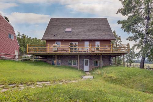Accommodation in Millarville