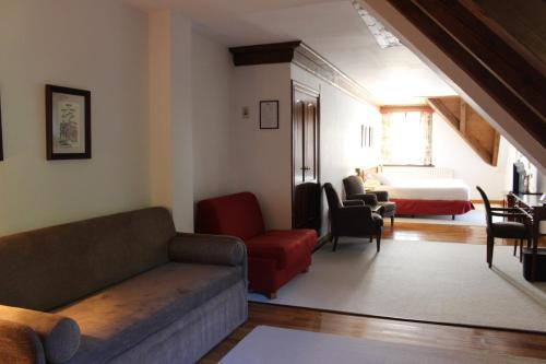 Dreibettzimmer Hotel Yoy Tredòs 4