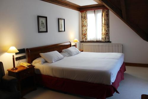 Doppelzimmer Hotel Yoy Tredòs 5
