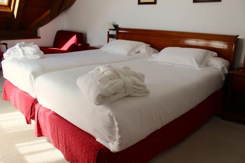 Doppelzimmer Hotel Yoy Tredòs 4