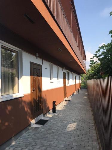 . Modern Apartments