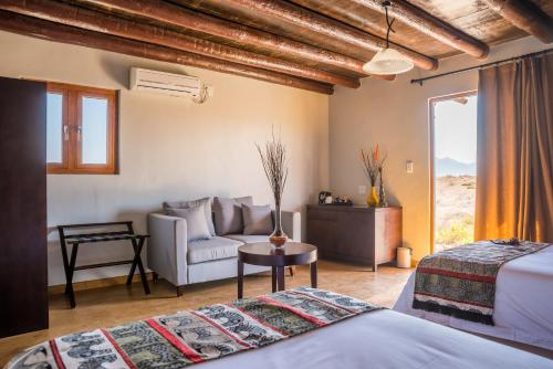 תמונות לחדר Agama River Camp Lodge