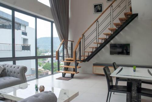 Kamala 2 Bedroom Penthouse Mountain View A43 for Rent Kamala 2 Bedroom Penthouse Mountain View A43 for Rent