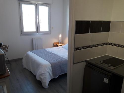 Appartement Studio Gare SNCF - Location saisonnière - Beauvais