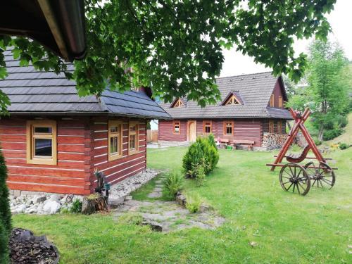 Dvor Magduška - Hotel - Osturňa