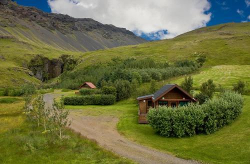 Ásólfsskáli Cottage