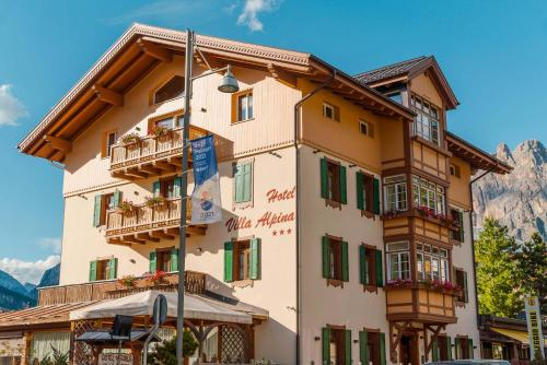 Hotel Villa Alpina Cortina d'Ampezzo