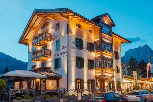 . Hotel Villa Alpina ***S