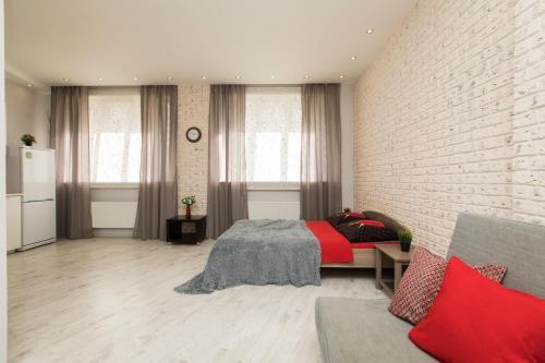 . Apartments on Krasnozvezdnaya st.31