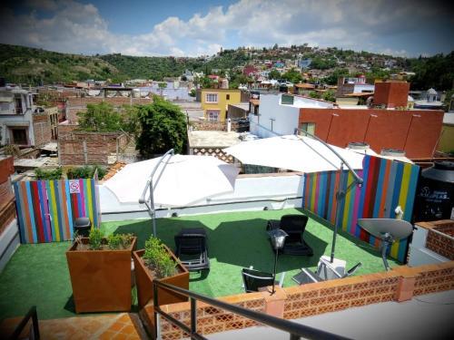 La Catrina Hostel y Breakfast, San Miguel de Allende