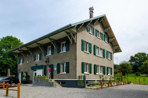 Amodo Lodge - Hotel - Saint-Paul-en-Chablais
