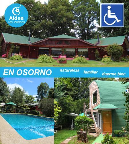 Hotel Cabañas Aldea Los Jardines de Osorno