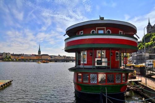 Hotel Den Röda Båten