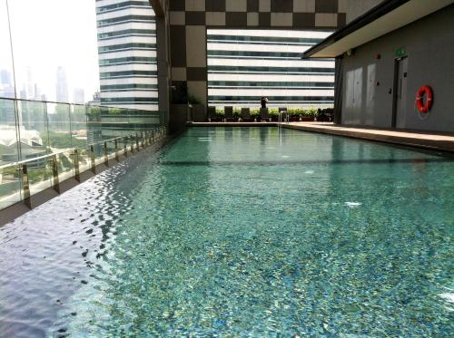 Pan Pacific Serviced Suites Beach Road photo 13