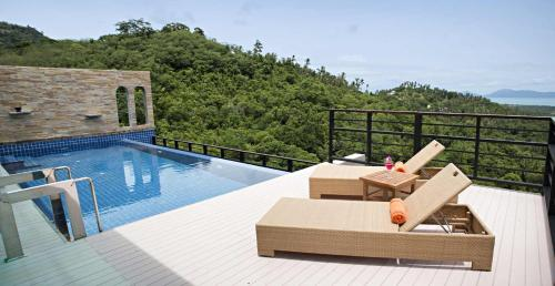 Villa sea view - Maenam 3 bedrooms - Koh Samui Villa sea view - Maenam 3 bedrooms - Koh Samui