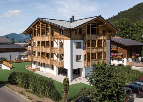 Familienresort Reslwirt - Hotel - Flachau