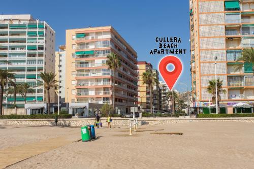 . Cullera Beach Apartment