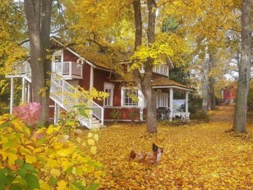 Holiday Home Villa vanha passi
