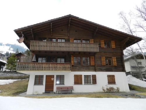 Apartment Doris - 1- Stock Gstaad