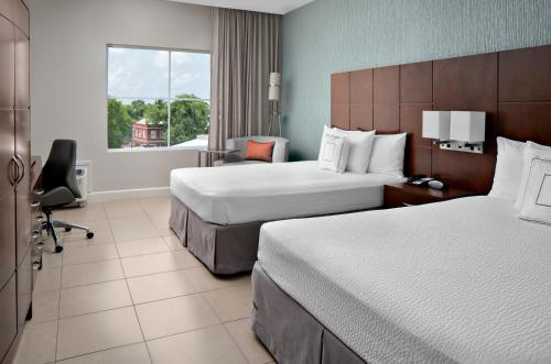 Courtyard by Marriott Bridgetown, Barbados Zimmerfotos