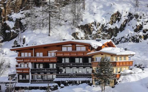 Hotel-overnachting met je hond in Pension Andreas - Sölden