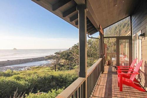 Pacific Ocean View Lodge